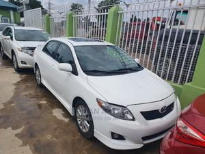 Toyota Corolla 2010 White | Cars for sale in Lagos State, Agege