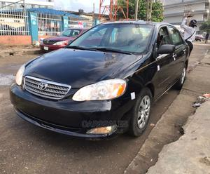 Toyota Corolla 2006 Black | Cars for sale in Lagos State, Agege