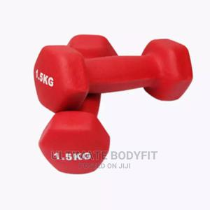 Brand New 1.5kg Aerobic Dumbbell | Sports Equipment for sale in Lagos State, Surulere