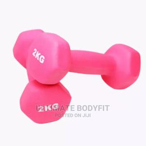 Brand New 2kg Aerobic Dumbbell | Sports Equipment for sale in Lagos State, Surulere