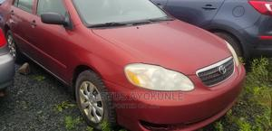 Toyota Corolla 2006 1.6 VVT-i Red | Cars for sale in Lagos State, Apapa