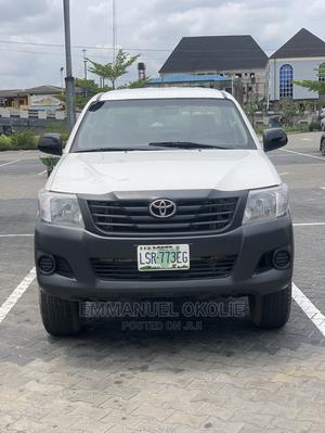 Toyota Hilux 2011 2.7 VVT-i 4X4 SRX White | Cars for sale in Delta State, Uvwie