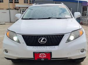 Lexus RX 2010 White | Cars for sale in Lagos State, Abule Egba