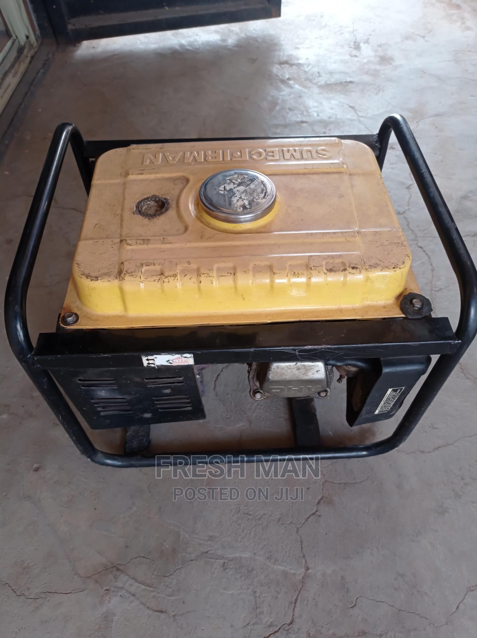 Archive: Perfectly Working Used Firman Generator