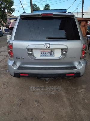 Honda Pilot 2006 Silver | Cars for sale in Lagos State, Isolo