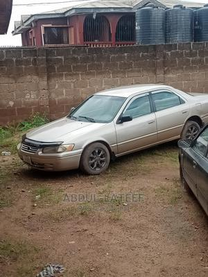 Toyota Camry 1999 Automatic Gold | Cars for sale in Osun State, Ilesa