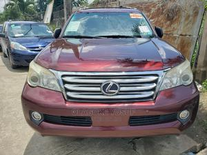 Lexus GX 2010 460 Red | Cars for sale in Lagos State, Yaba
