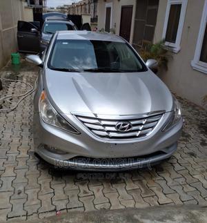 Hyundai Sonata 2015 Silver   Cars for sale in Lagos State, Ikeja