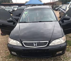 Honda Accord 2001 Black | Cars for sale in Abuja (FCT) State, Gwarinpa