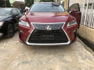 Lexus RX 2017 350 AWD Red   Cars for sale in Lagos State, Ikeja