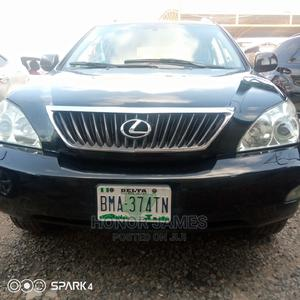 Lexus RX 2008 350 Black | Cars for sale in Delta State, Uvwie