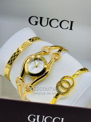 High Quality GUCCI Gold Watch for Ladies | Watches for sale in Abuja (FCT) State, Asokoro