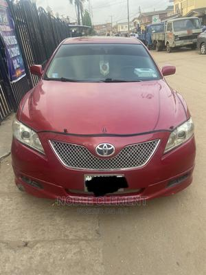 Toyota Camry 2007 Red   Cars for sale in Lagos State, Yaba