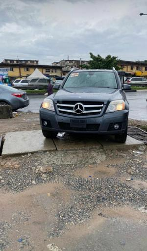 Mercedes-Benz GLK-Class 2010 350 4MATIC Gray | Cars for sale in Lagos State, Surulere