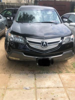 Acura MDX 2012 Black   Cars for sale in Lagos State, Ajah