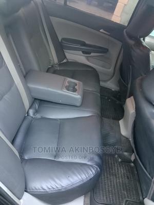 Honda Accord 2008 2.0 Comfort Black   Cars for sale in Lagos State, Kosofe