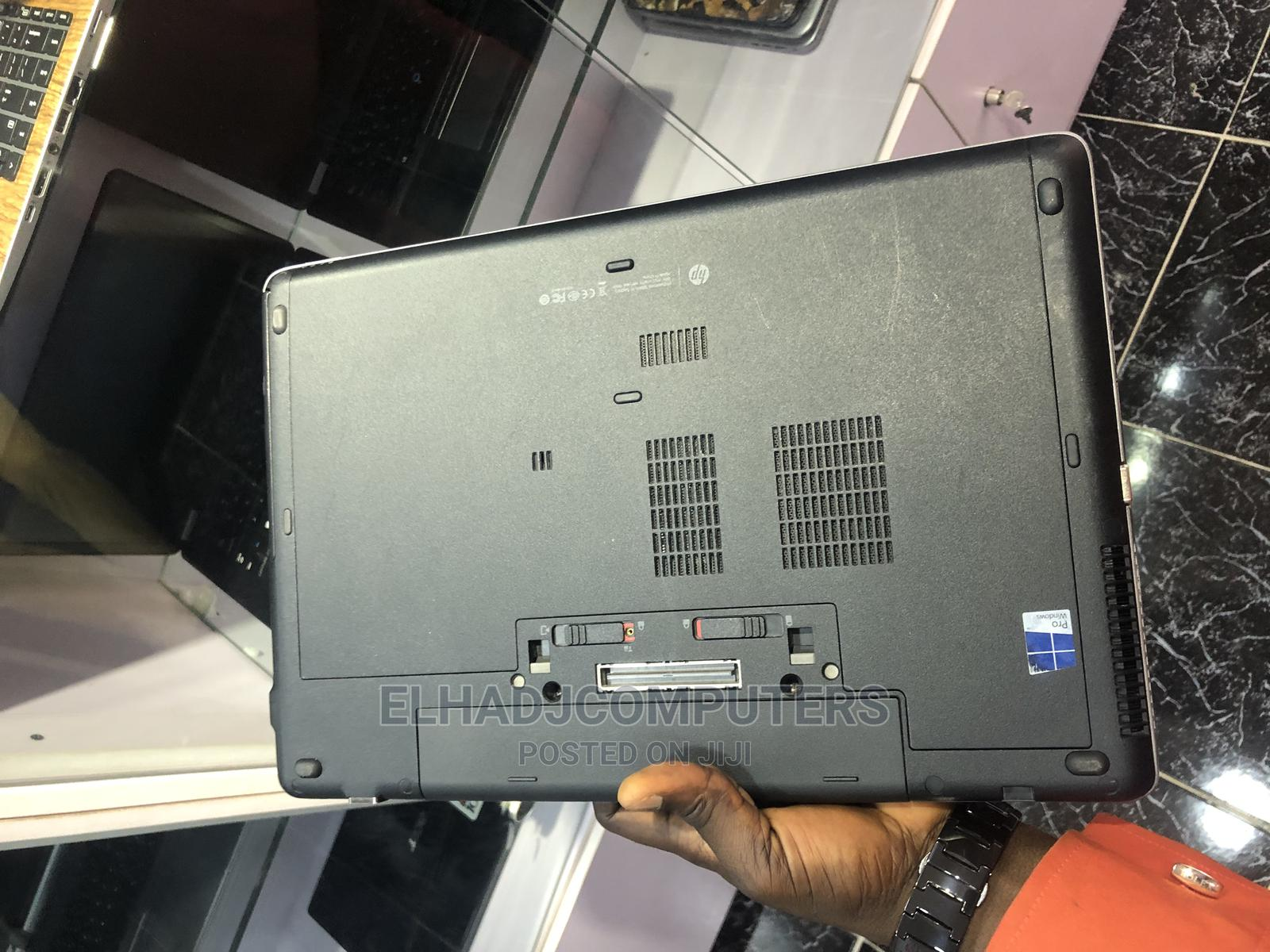 Laptop HP 650 G1 4GB Intel Core I5 HDD 500GB   Laptops & Computers for sale in Ikeja, Lagos State, Nigeria