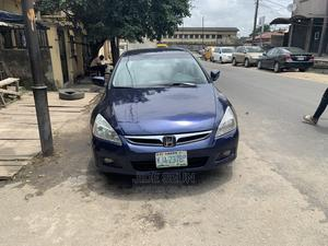 Honda Accord 2006 2.4 Executive Blue | Cars for sale in Lagos State, Yaba