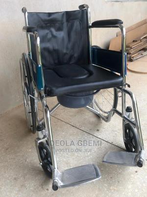 Wheelchair, Ankle Dumbbell and Neck Straightener | Medical Supplies & Equipment for sale in Abuja (FCT) State, Gwarinpa