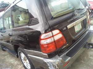 Toyota Land Cruiser 2005 Black | Cars for sale in Lagos State, Abule Egba