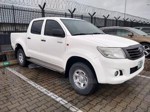 Toyota Hilux 2014 SR5 4x4 White | Cars for sale in Rivers State, Port-Harcourt