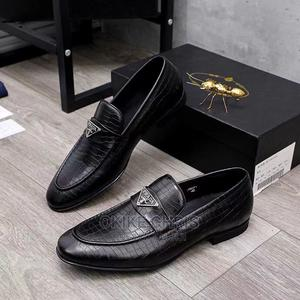 This Is Crocodile Skin PRADA Men Shoes. | Shoes for sale in Lagos State, Lagos Island (Eko)