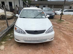 Toyota Camry 2004 White | Cars for sale in Lagos State, Ikotun/Igando