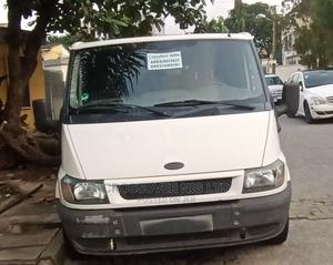 Ford Transit 2006 White   Buses & Microbuses for sale in Lagos State, Ikoyi