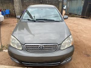 Toyota Corolla 2006 S Gray | Cars for sale in Lagos State, Ikotun/Igando