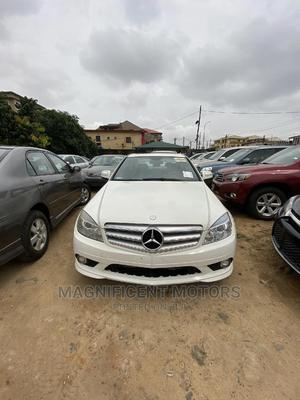Mercedes-Benz C230 2008 White | Cars for sale in Lagos State, Surulere