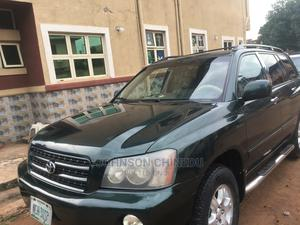 Toyota Highlander 2005 Limited V6 Green | Cars for sale in Anambra State, Onitsha