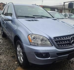 Mercedes-Benz M Class 2006 Blue | Cars for sale in Lagos State, Ifako-Ijaiye