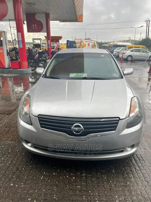 Nissan Altima 2007 Silver   Cars for sale in Lagos State, Surulere
