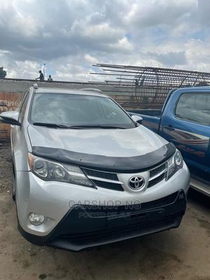 Toyota RAV4 2013 Silver | Cars for sale in Lagos State, Ikeja