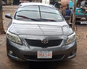 Toyota Corolla 2009 Gray   Cars for sale in Edo State, Auchi