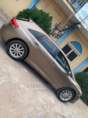 Toyota Venza 2010 Gold   Cars for sale in Lagos State, Ikeja