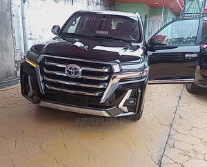 Toyota Land Cruiser 2016 4.5 V8 VXR Black | Cars for sale in Lagos State, Ikeja