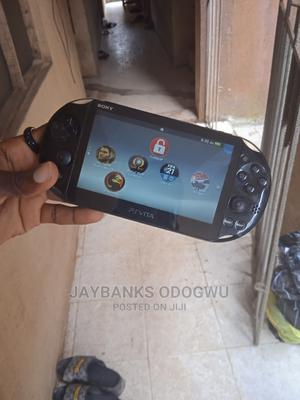 Hacked Ps Vita Slim With Different Games Installed   Video Game Consoles for sale in Edo State, Benin City