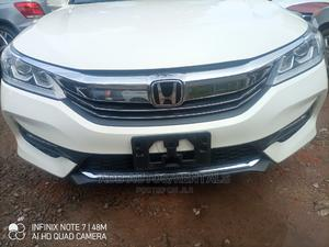 Honda Accord 2016 White | Cars for sale in Abuja (FCT) State, Central Business District