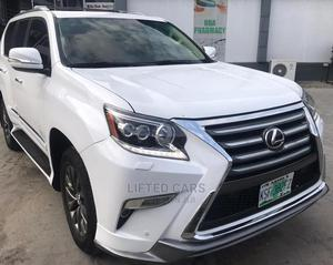 Lexus GX 2010 460 White | Cars for sale in Lagos State, Surulere