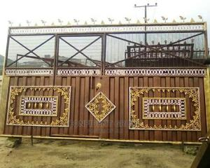 Iron Wrought Gate | Doors for sale in Rivers State, Port-Harcourt