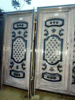 Quality Double Iron Door | Doors for sale in Rivers State, Port-Harcourt