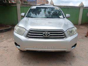 Toyota Highlander 2009 V6 Silver   Cars for sale in Anambra State, Awka