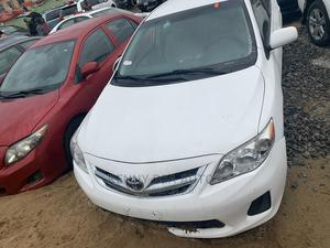 Toyota Corolla 2013 White   Cars for sale in Lagos State, Ikeja