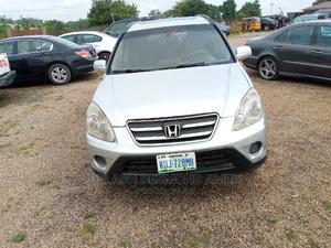 Honda CR-V 2004 2.0i ES Silver | Cars for sale in Abuja (FCT) State, Lokogoma