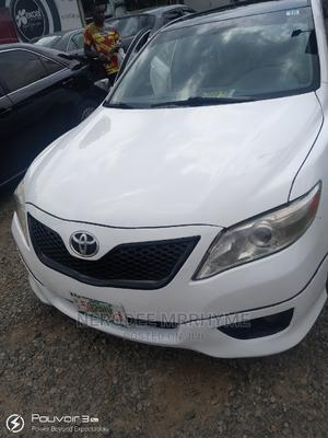 Toyota Camry 2011 White | Cars for sale in Lagos State, Agege