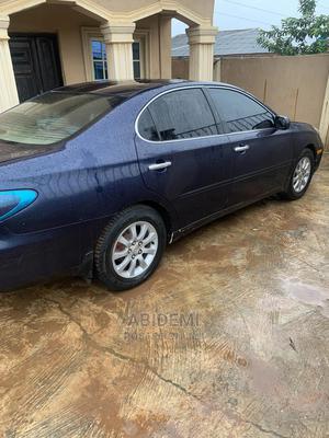 Lexus ES 2005 330 Blue | Cars for sale in Lagos State, Ikorodu