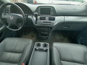 Honda Odyssey 2007 2.4 4WD Silver | Cars for sale in Lagos State, Ikeja