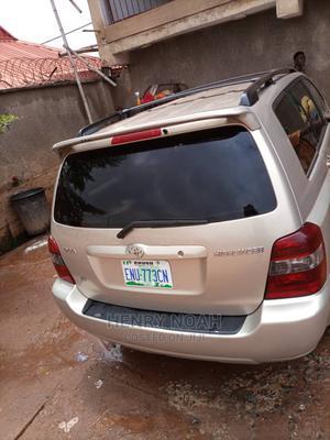 Toyota Highlander 2005 V6 Gold | Cars for sale in Enugu State, Enugu