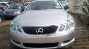 Lexus GS 2007 350 Sedan Silver | Cars for sale in Lagos State, Isolo
